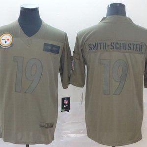 Pittsburgh Steelers JuJu Smith-Schuster Jersey 1